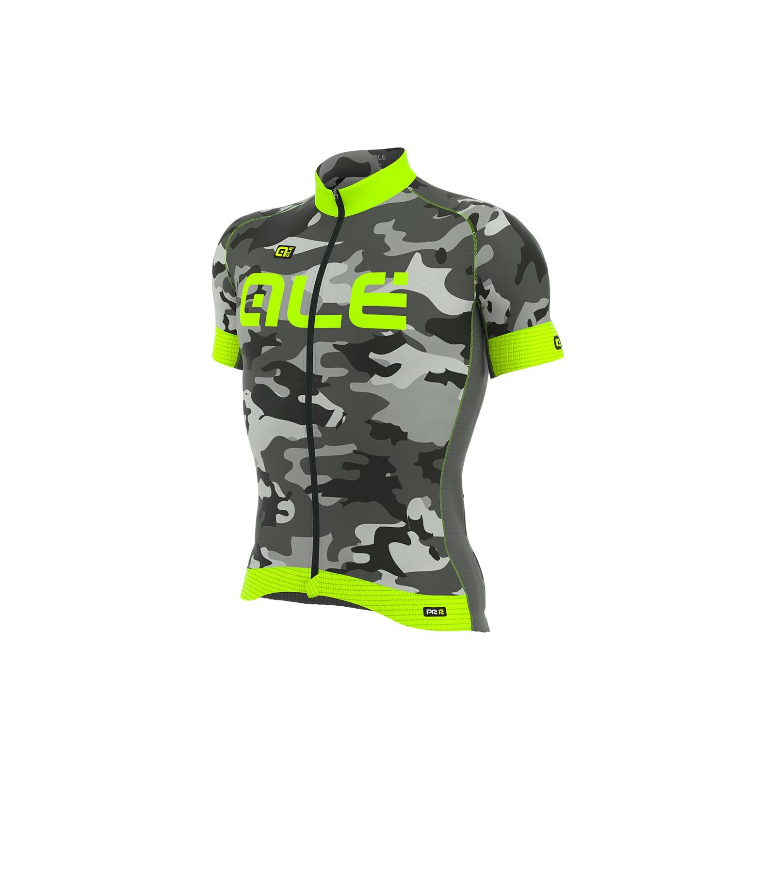 ale camo men short sleeves jersey graphics prr men homisport