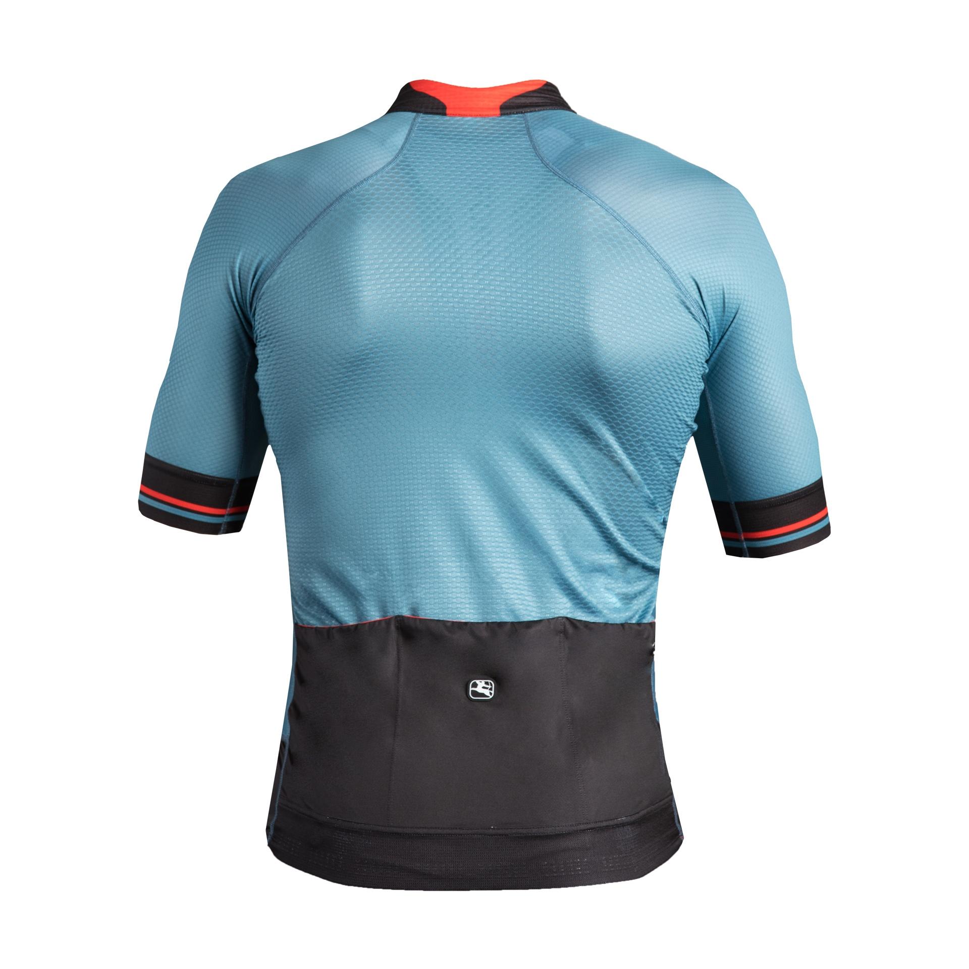 "Giordana Cycling  Short Sleeve Jersey FR-C PRO Moda /""Vette/""|Red//Orange//Black|NEW"
